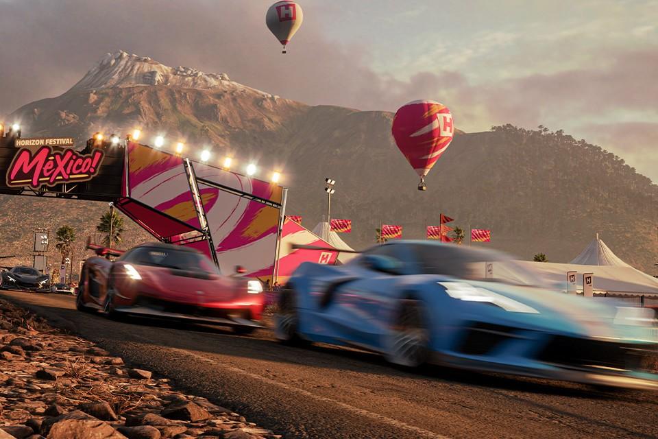 Forza Horizon 5 usará pronome neutro na versão em português