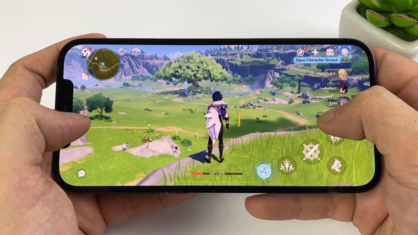Genshin Impact 2.2: iPhone ganha suporte para 120 FPS