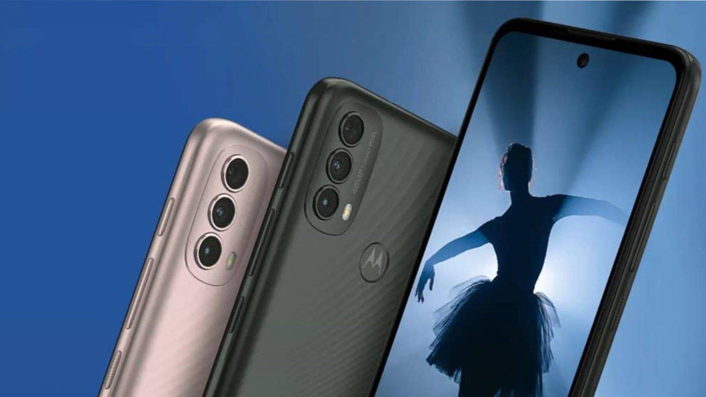 Motorola anuncia Moto E40 no Brasil com tela de 90 Hz e bateria de 5000 mAh