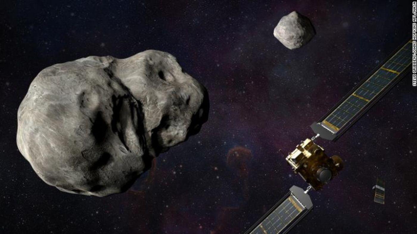 NASA vai lançar espaçonave para se chocar com asteroide que pode oferecer riscos à Terra