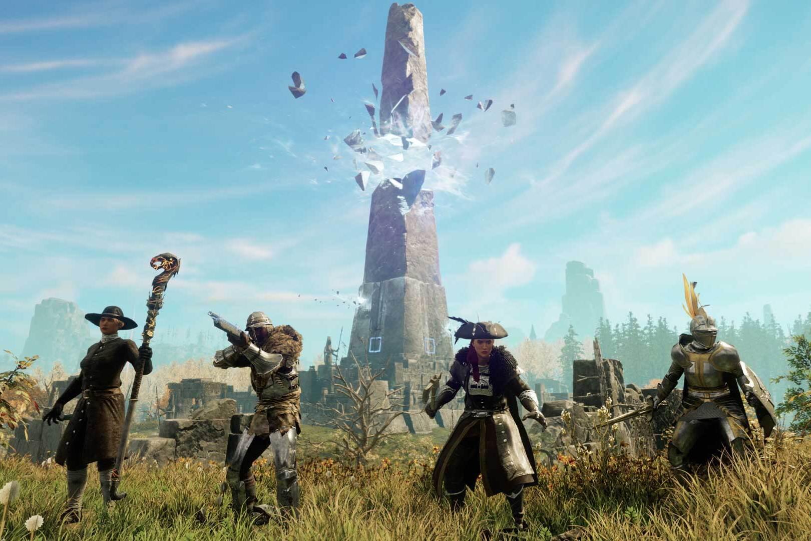 New World: saiba qual é o real tamanho do mapa do jogo