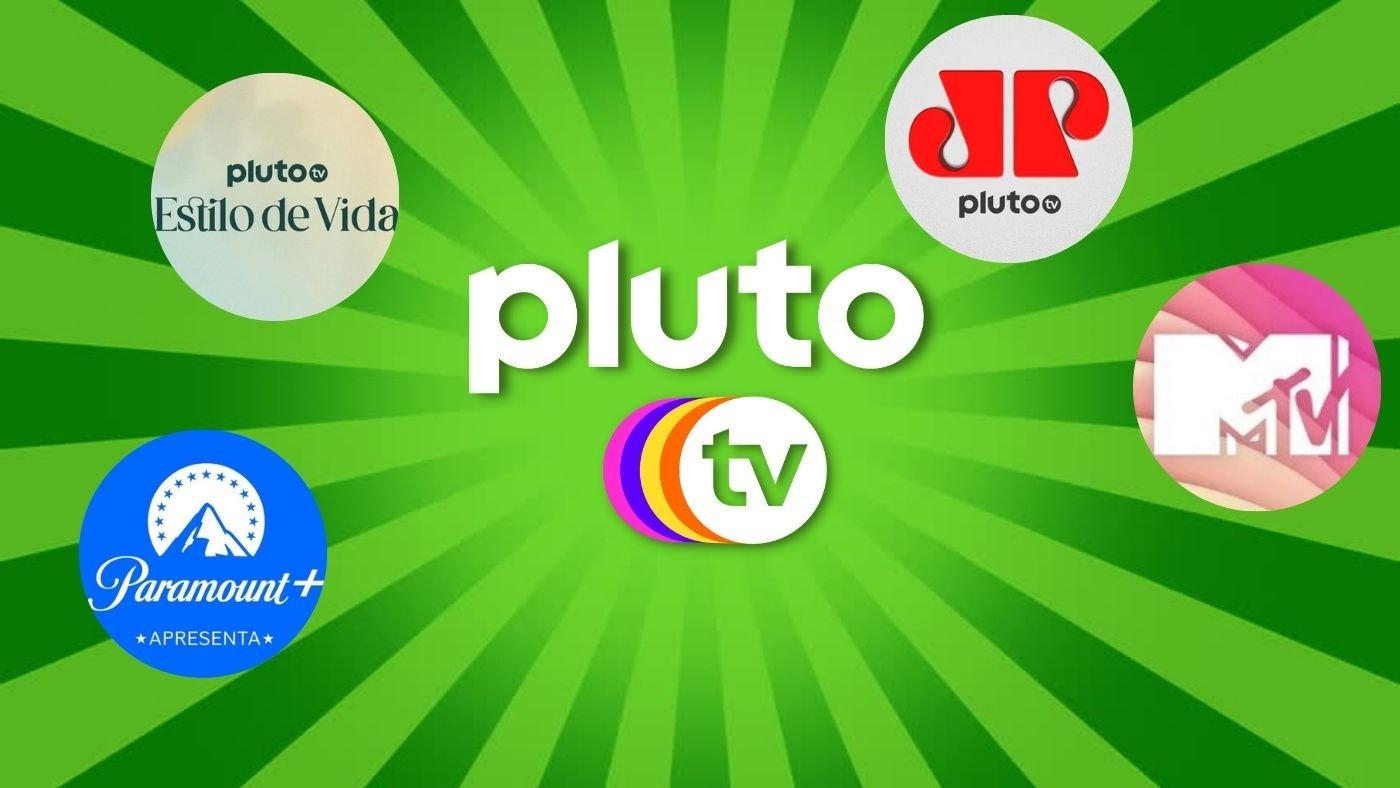 Pluto TV ganha quatro novos canais; veja a lista completa