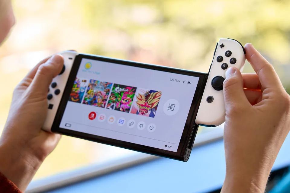 Switch OLED terá JoyCons mais resistentes contra drift