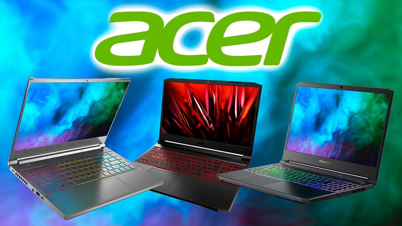 Acer renova linha Predator Triton, Helios e Nitro 5 seus notebooks para jogos