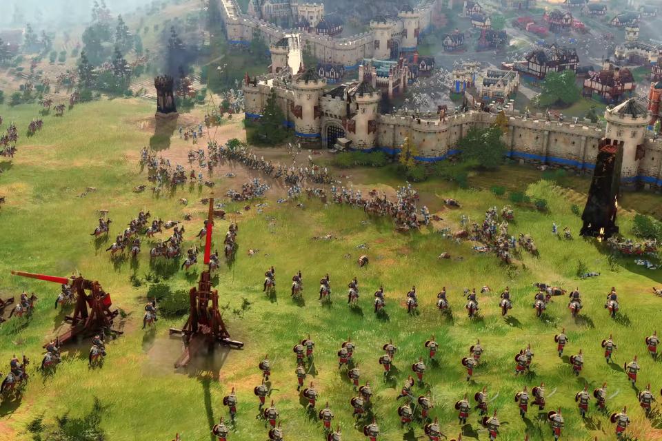 Age of Empires 4: dev afirma que está fazendo grande progresso