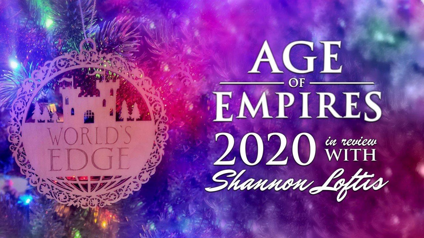 Age of Empires 4 já está sendo jogado pelos desenvolvedores