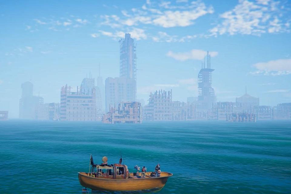 Age of Water: jogo online com temática pós-apocalíptica é anunciado para PC