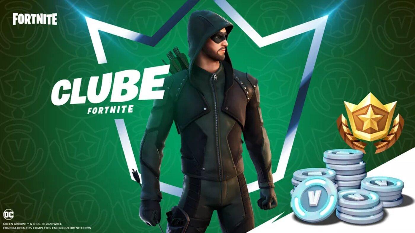 Arqueiro Verde chegará ao Fortnite no último dia do ano