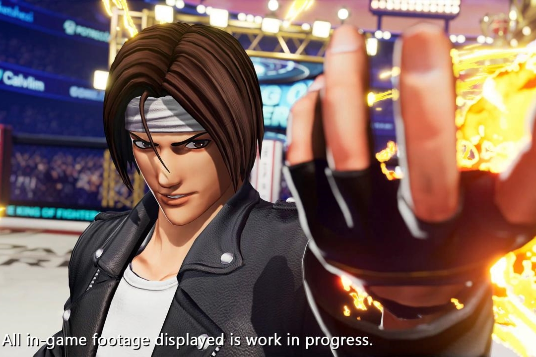 Artes de The King of Fighters XV podem ter vazado na internet