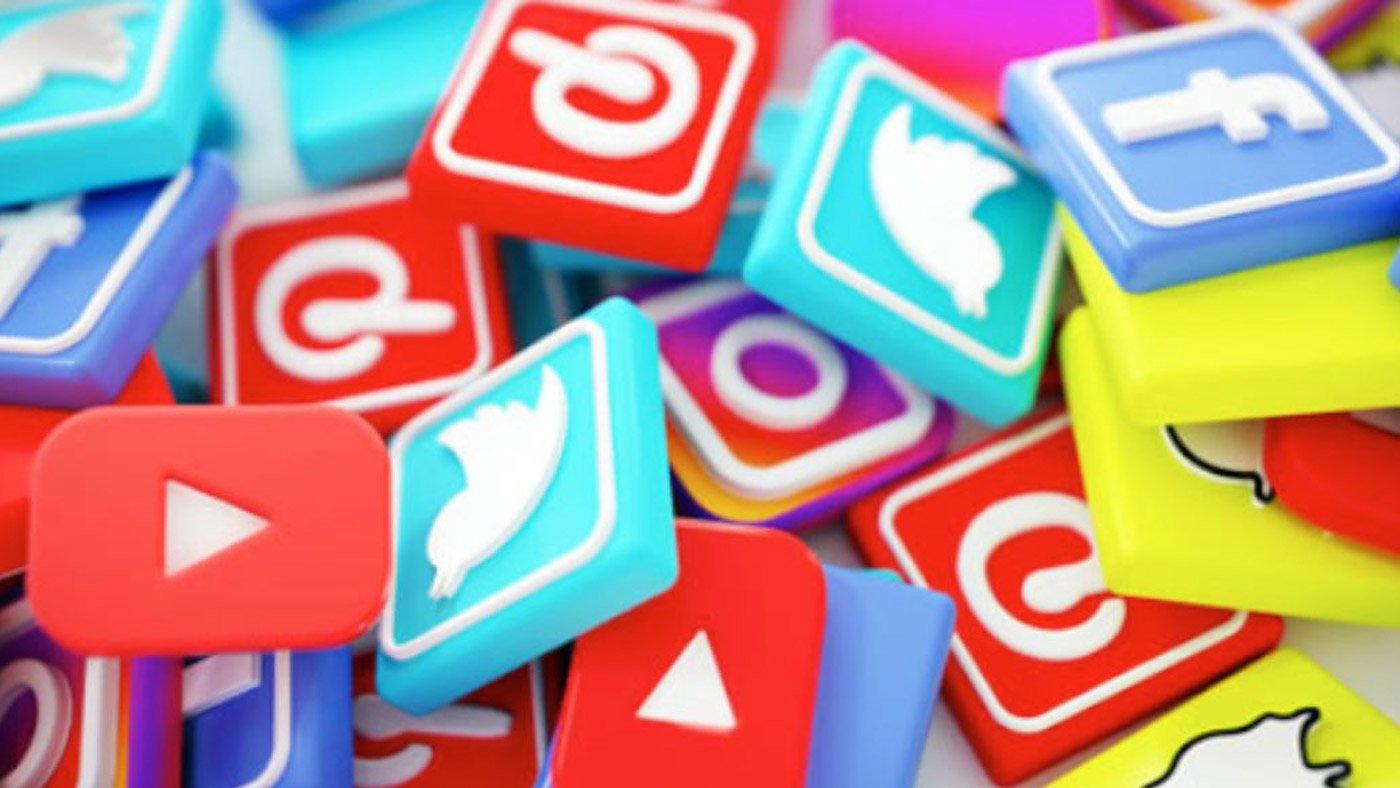 As 10 maiores redes sociais em 2021