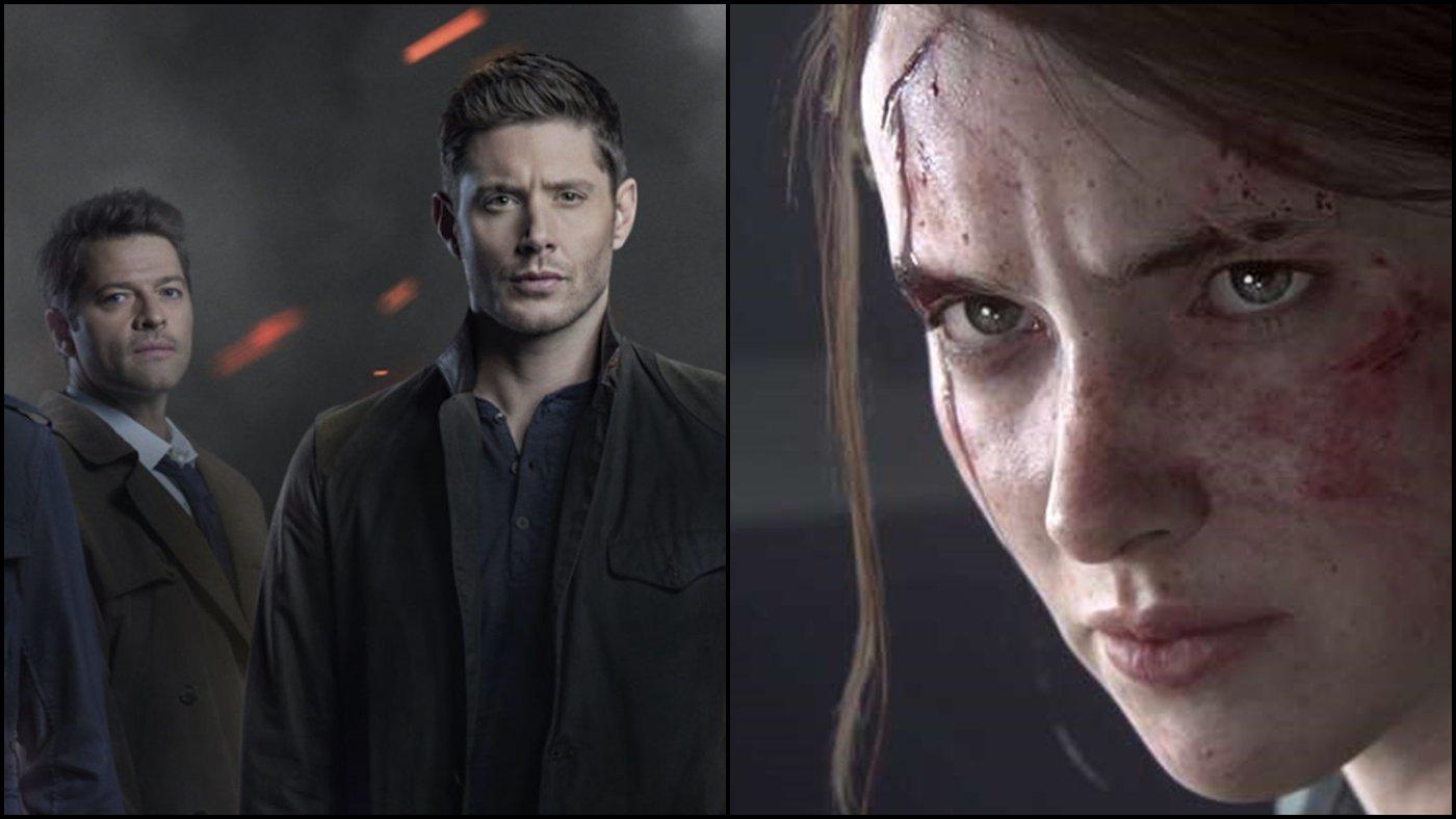 Atores de Supernatural fazem parte do universo de The Last of Us!
