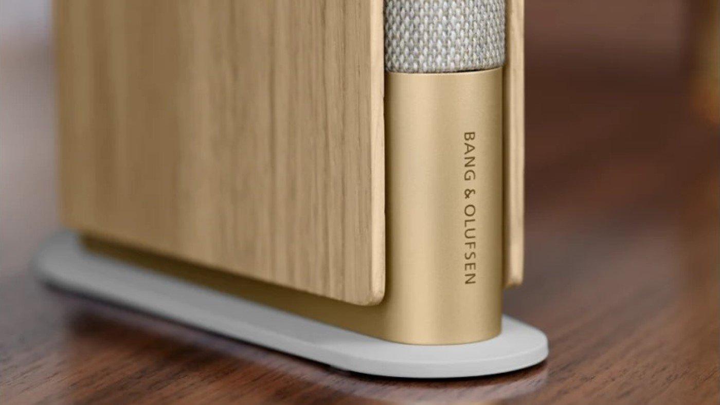 Bang & Olufsen Beoplay Emerge: Caixa de som com formato de livro para decoração