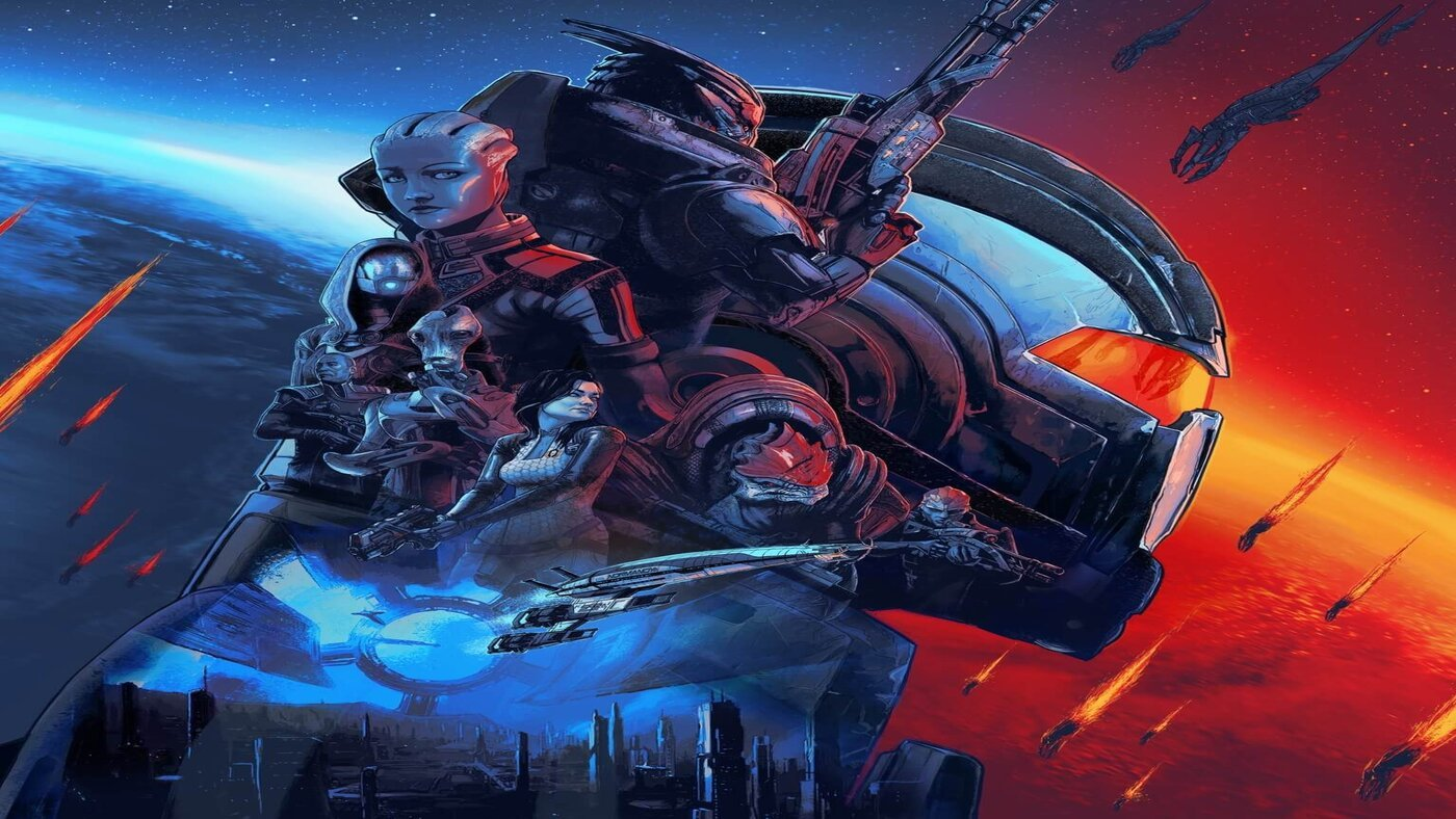 Batalhas com chefões serão mais justas em Mass Effect Legendary Edition