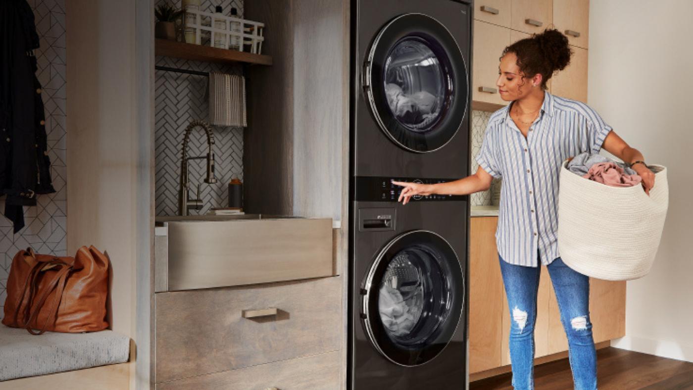 CES 2021: LG anuncia lavadora de roupas que completa ciclo em 29 minutos