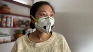 Cientistas criam máscara capaz de detectar Covid-19