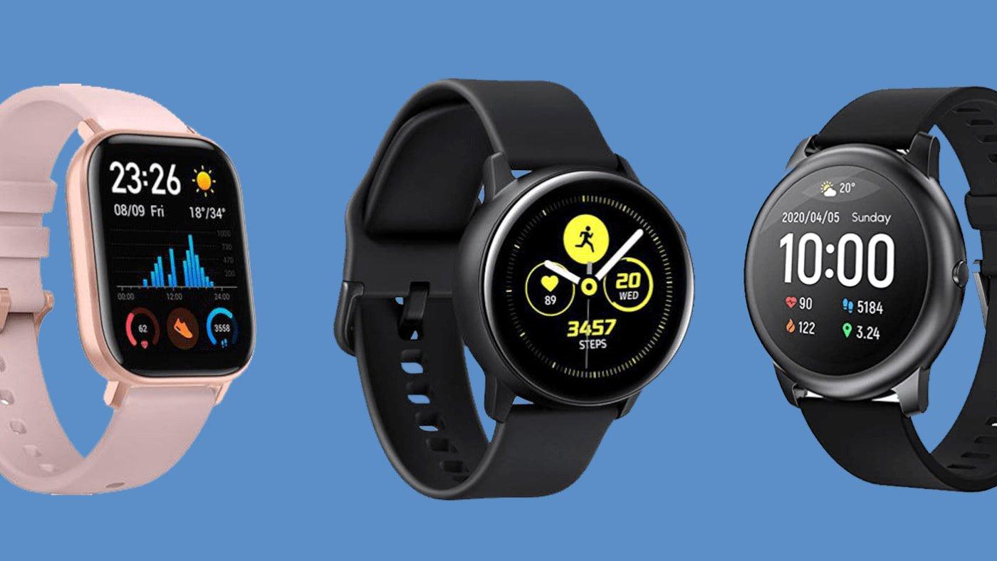 Cinco smartwatches para presentear alguém no Natal