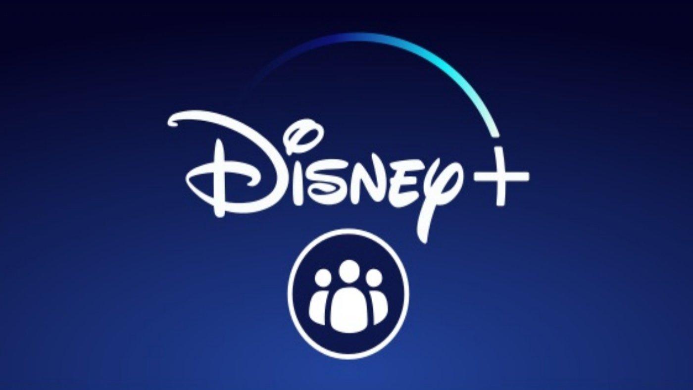 Como assistir Disney Plus com amigos?