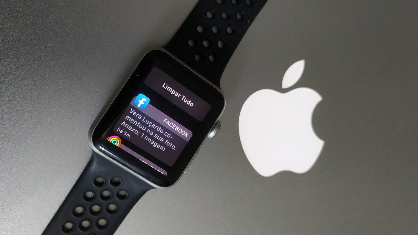 Como limpar rapidamente todas as notificações no Apple Watch