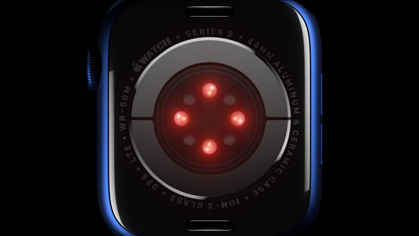 Como medir os níveis de oxigênio no sangue com o Apple Watch