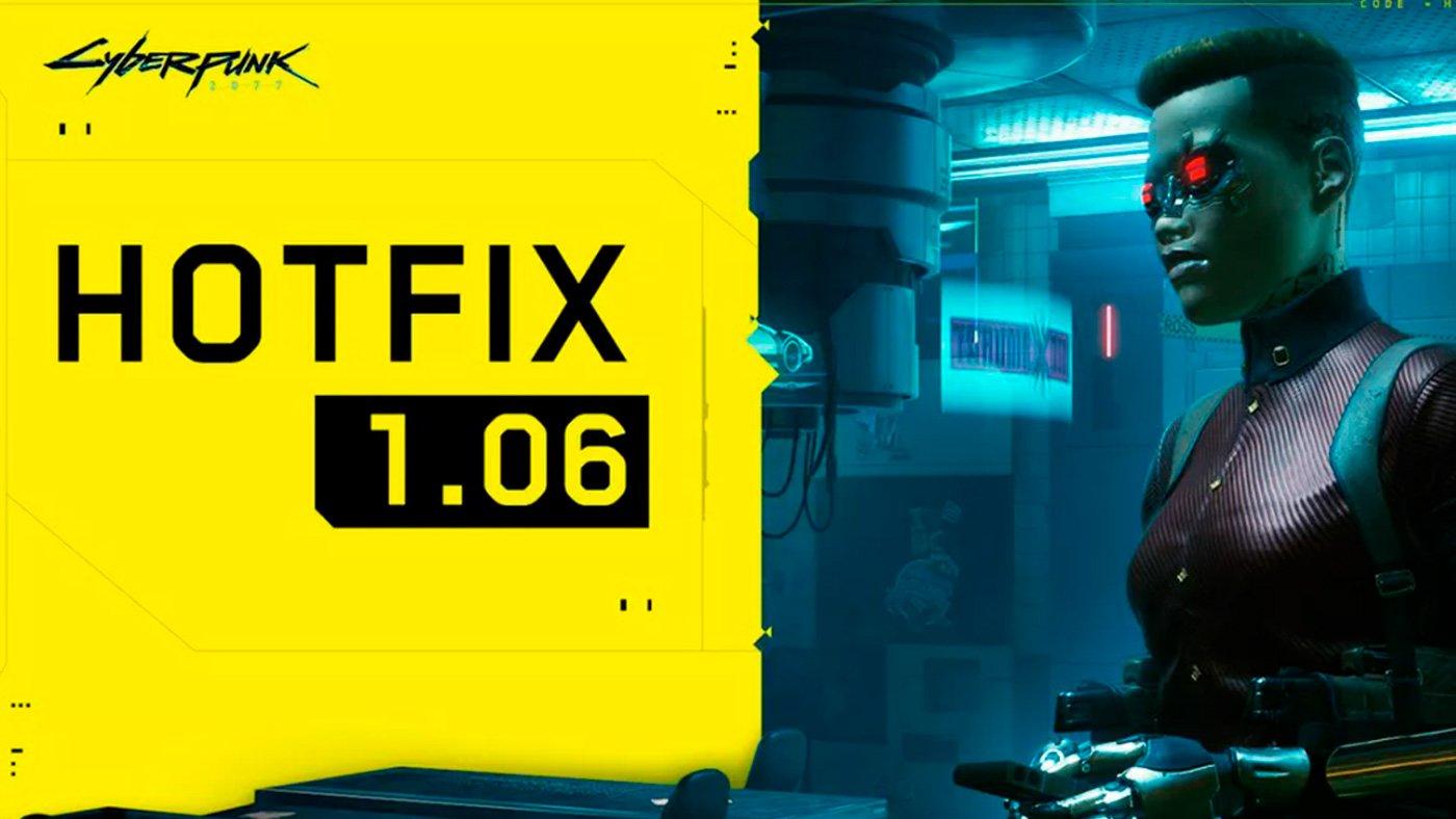Cyberpunk 2077: Atualização 1.06 previne jogos salvos corrompidos
