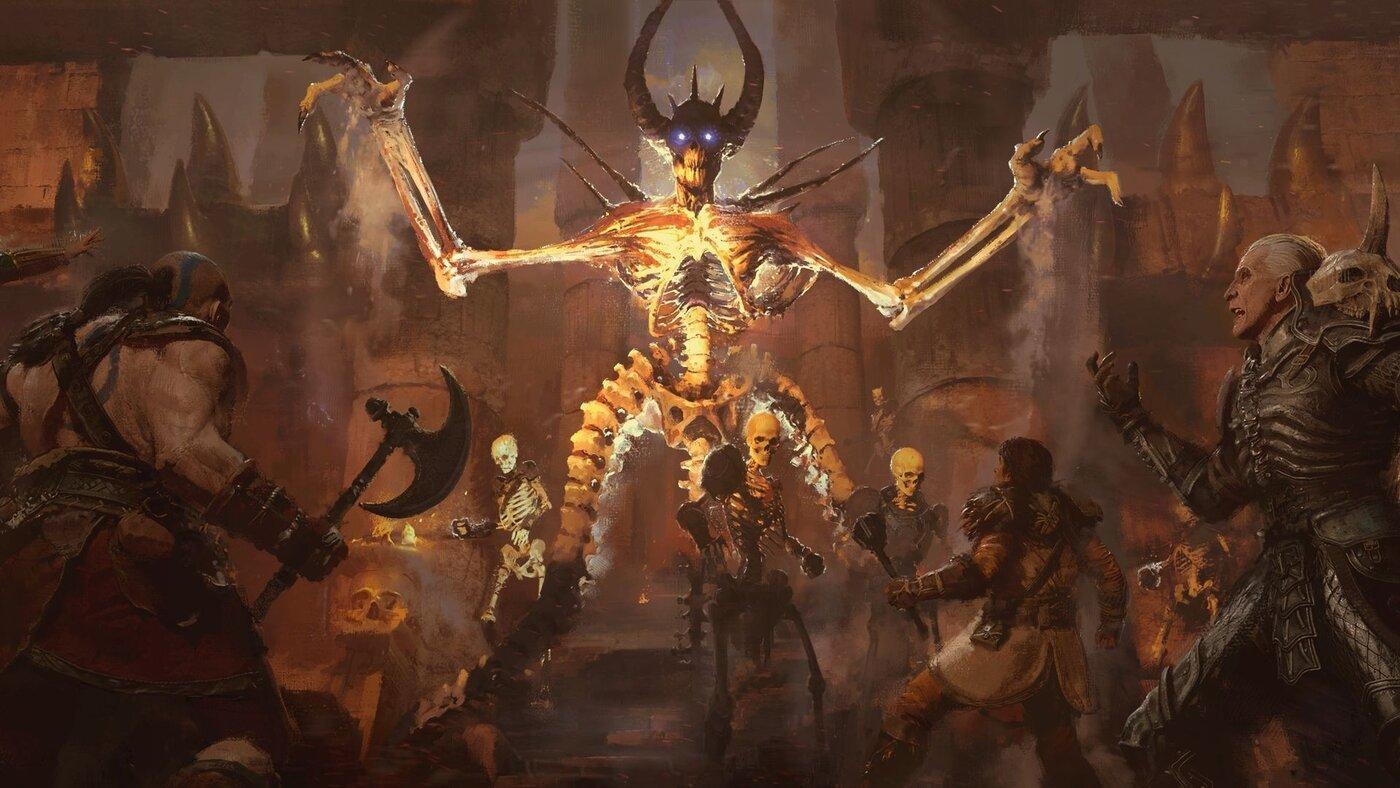 Diablo 2 Resurrected também oferecerá teste alfa para os jogadores de consoles