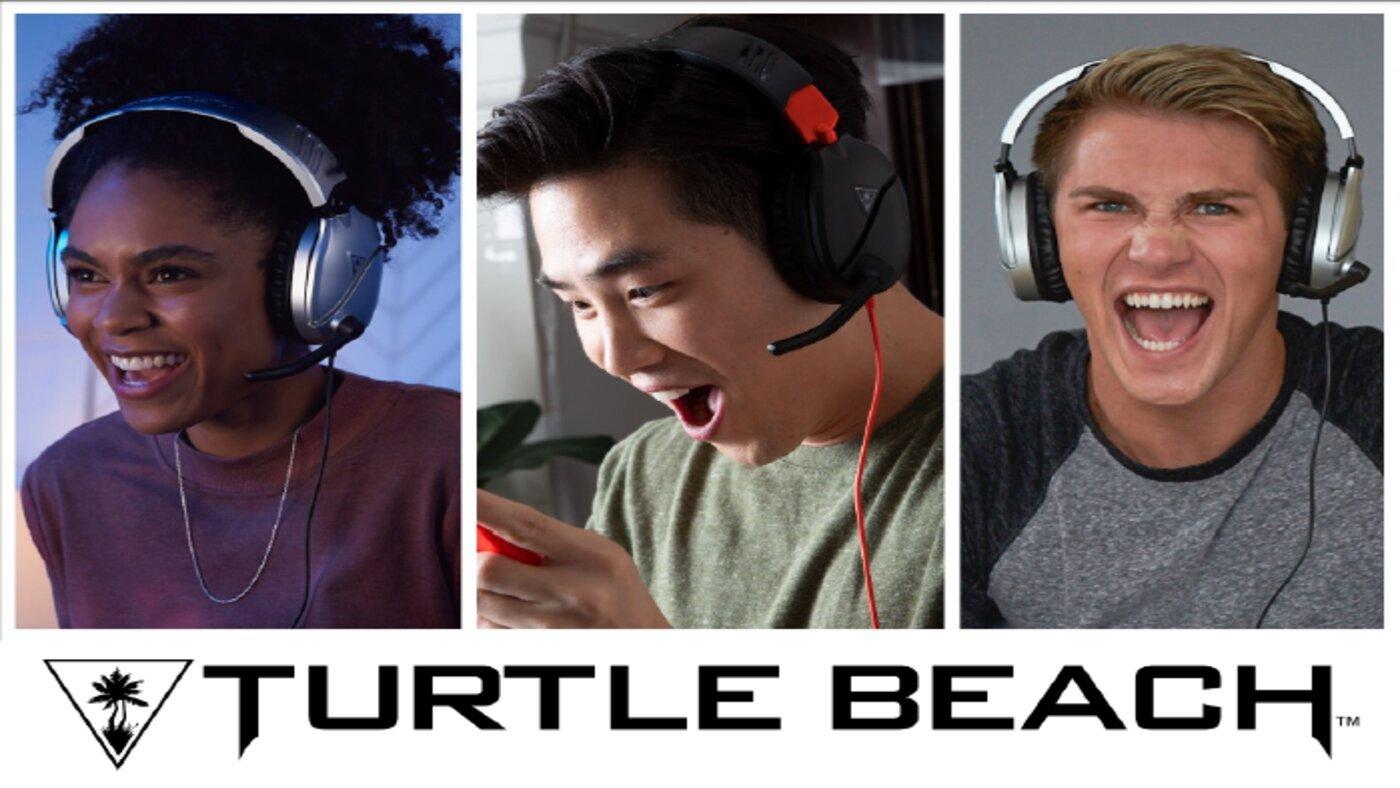 Headsets gamer Recon, da Turtle Beach, chegam hoje no Brasil!