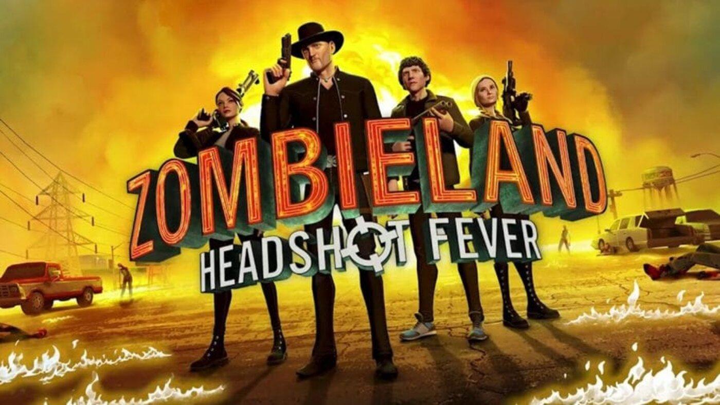 Hora de matar zumbis! Zombieland VR: Headshot Fever é anunciado