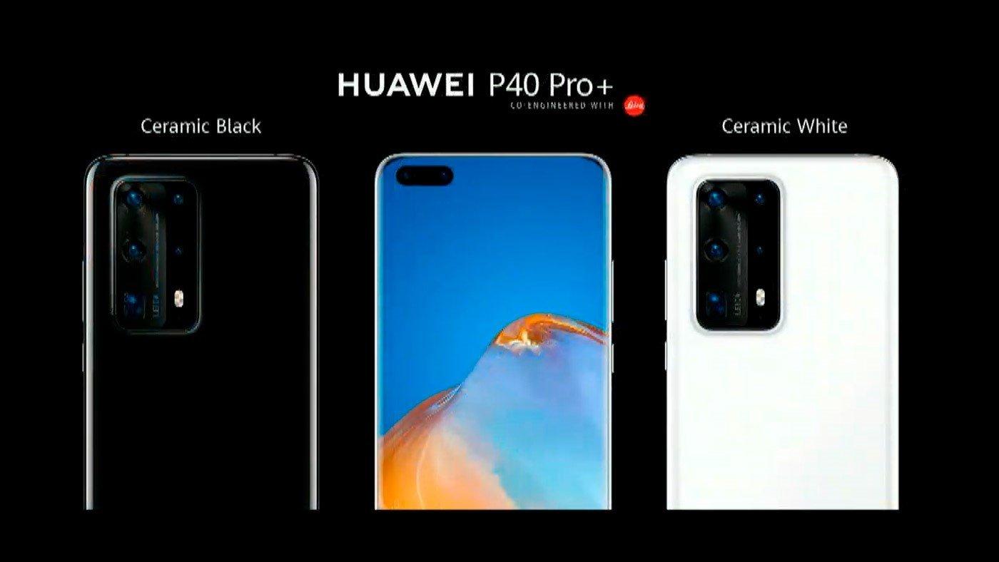 Huawei P50 Pro aparece em renderização não oficial