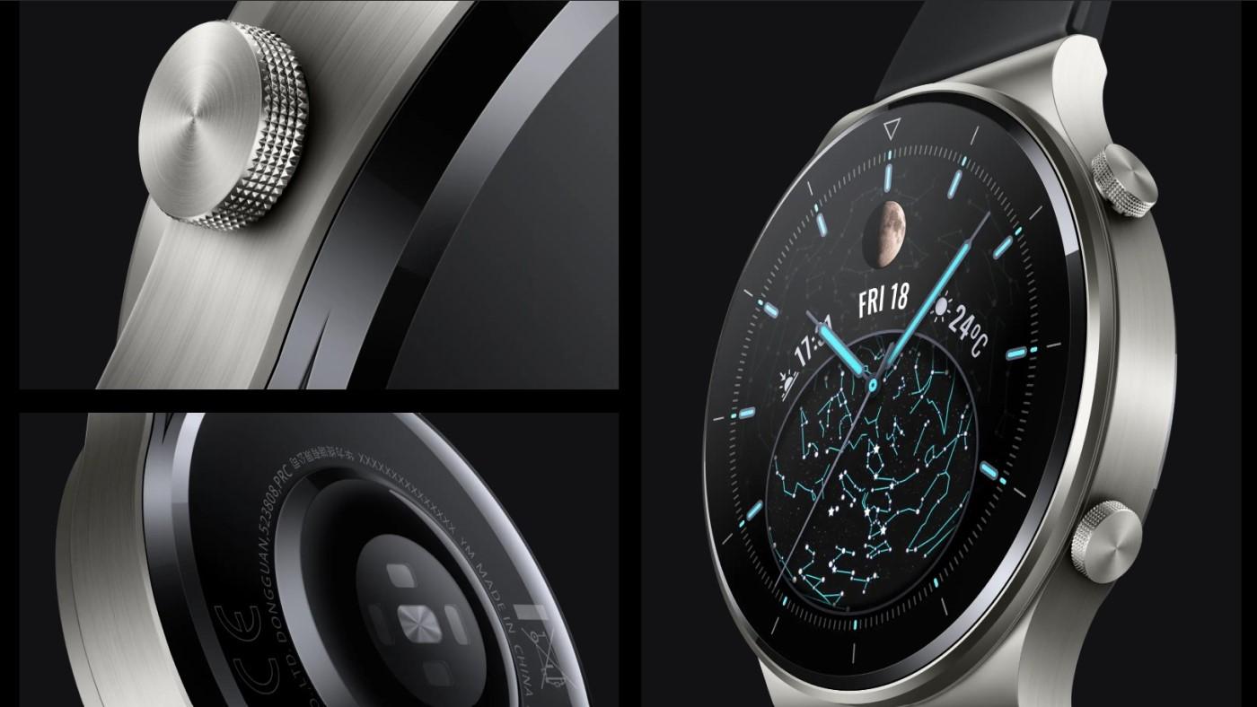 Huawei Watch GT 2 Pro chega ao Brasil. Confira os destaques do smartwatch!