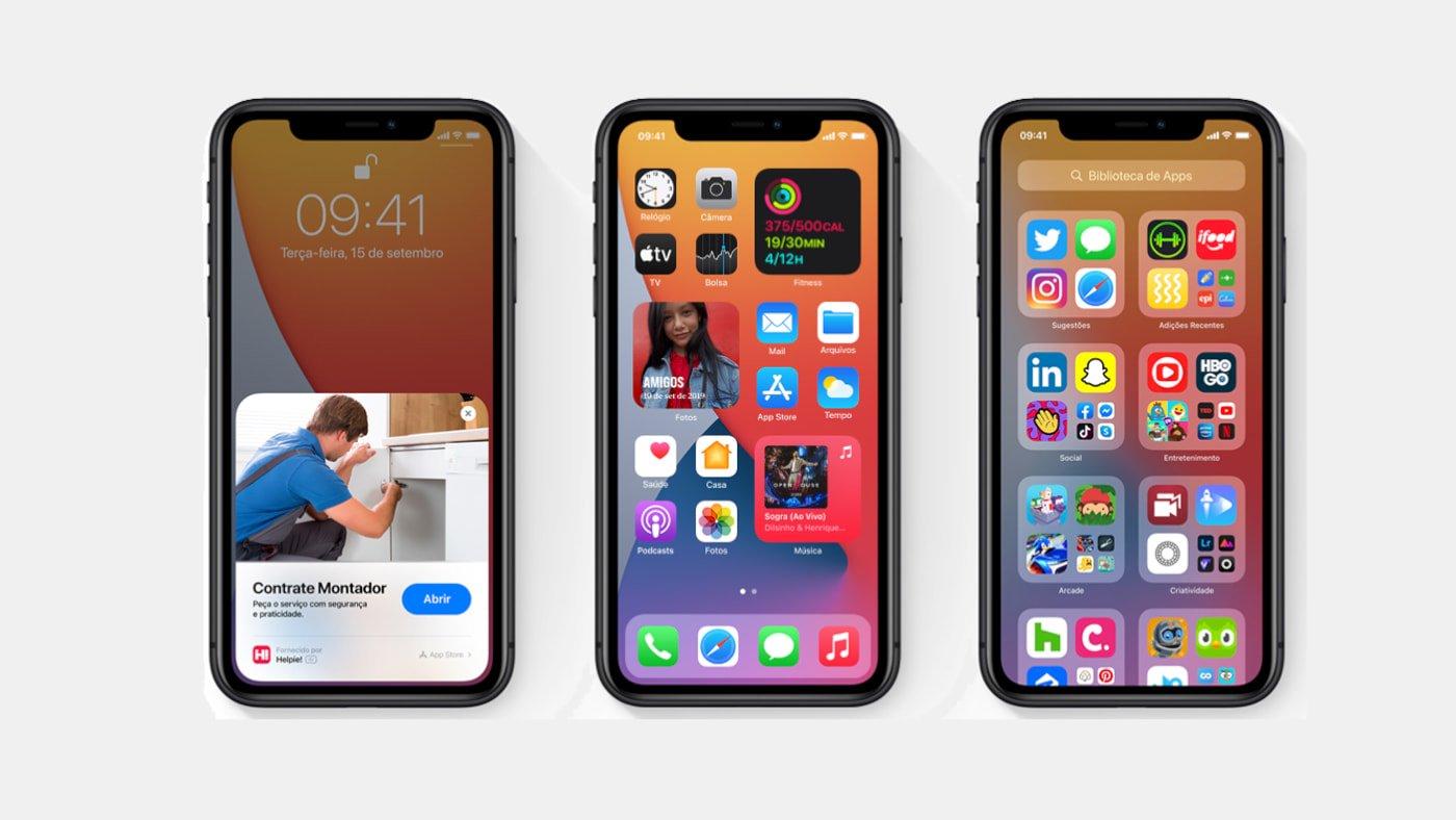 iOS 14.5 beta está sendo lançado e possui vários novos recursos