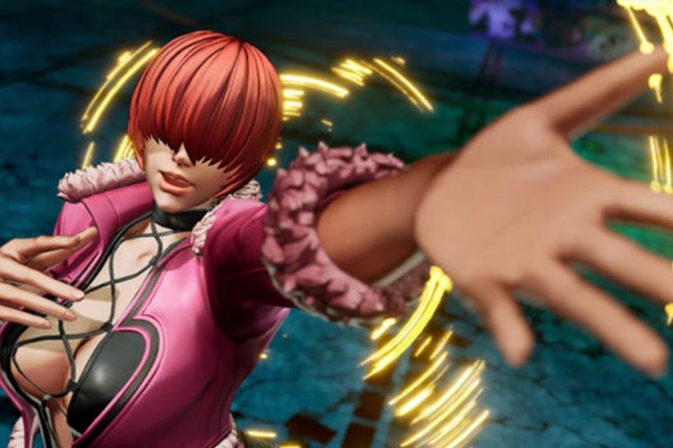 King of Fighters XV apresenta Shermie em novo trailer
