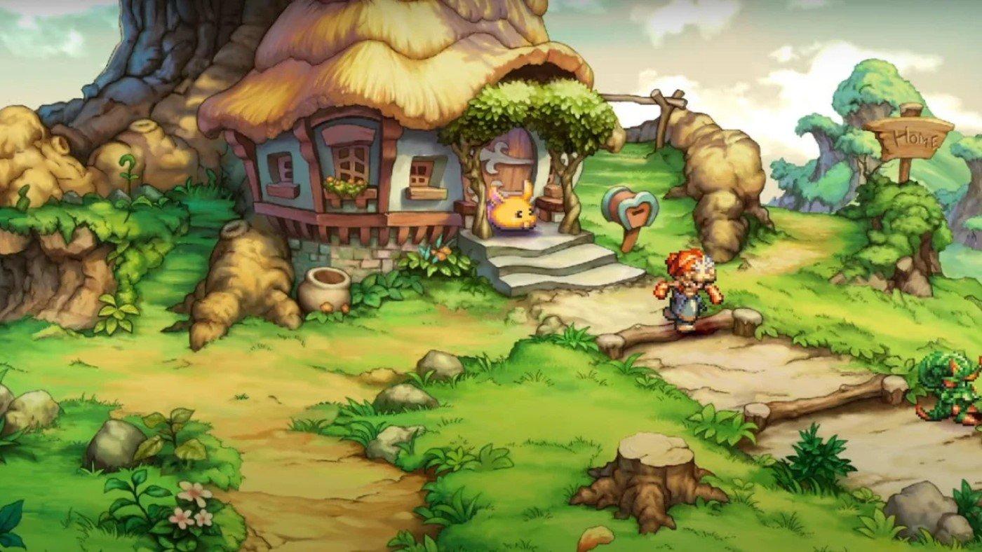Legend of Mana, clássico do PS1, ganhará remasterização para PS4 e PC