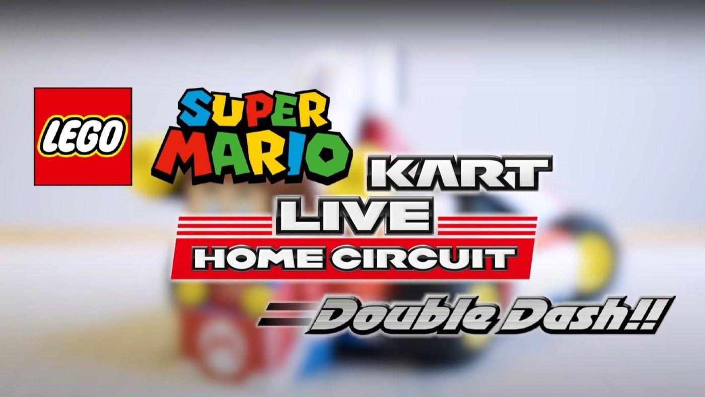 Mario Kart Live e Lego Super Mario são combinados, veja no que deu!