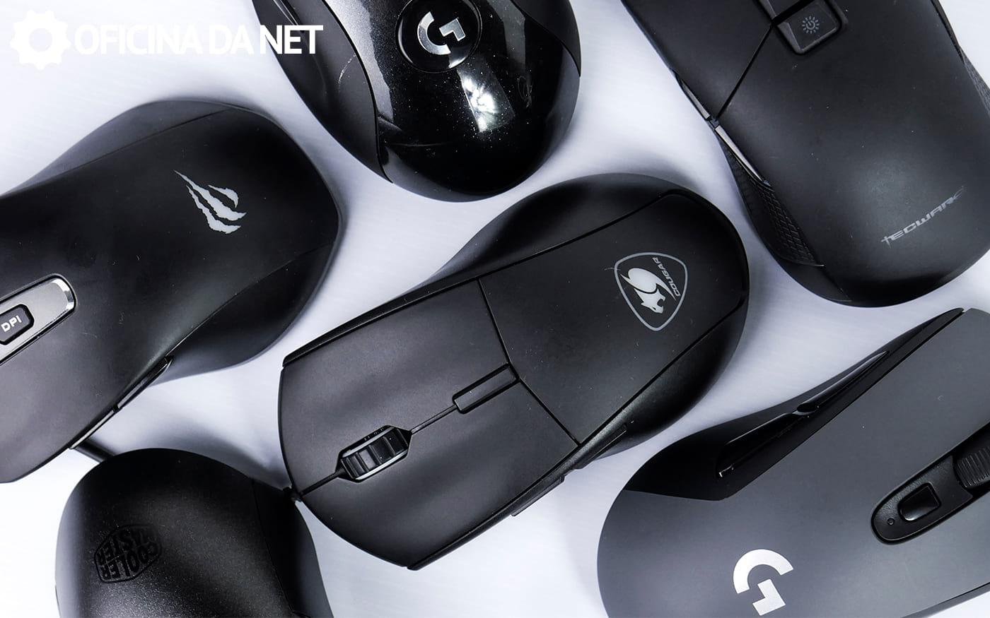 Melhores mouses Gamers para comprar até R$500 (Dezembro 2020)
