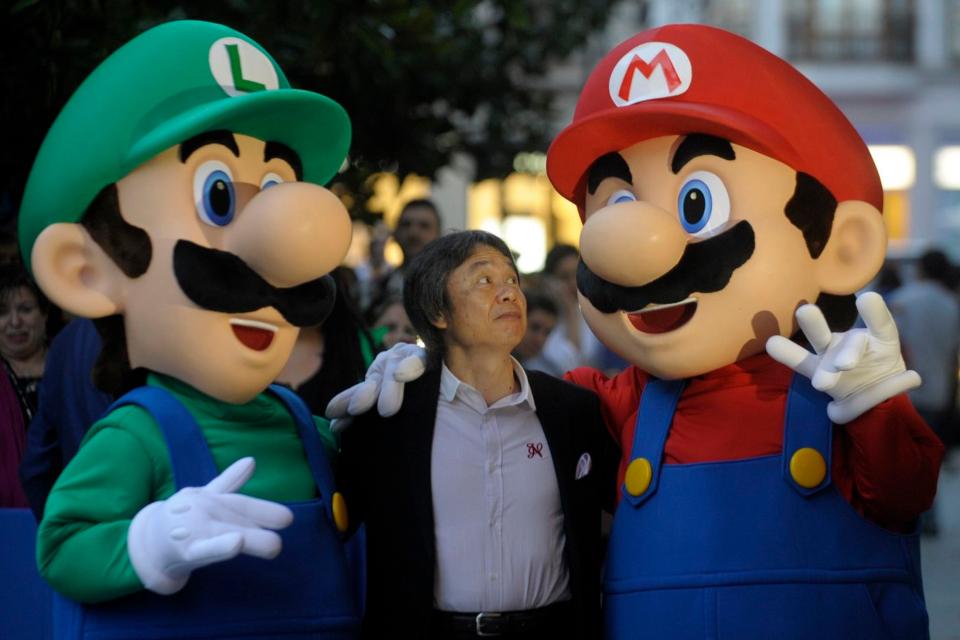 Miyamoto compartilha sua visão sobre produção de jogos violentos