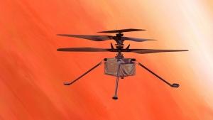 O que é o Ingenuity? Helicóptero da Nasa que está sobrevoando Marte