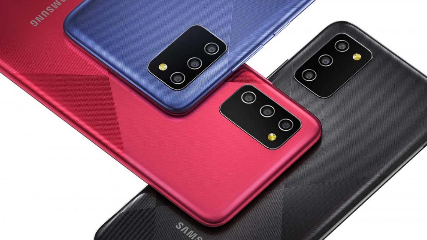 Oficial! Samsung Galaxy M02s chega com Snapdragon 450 e bateria de 5.000 mAh