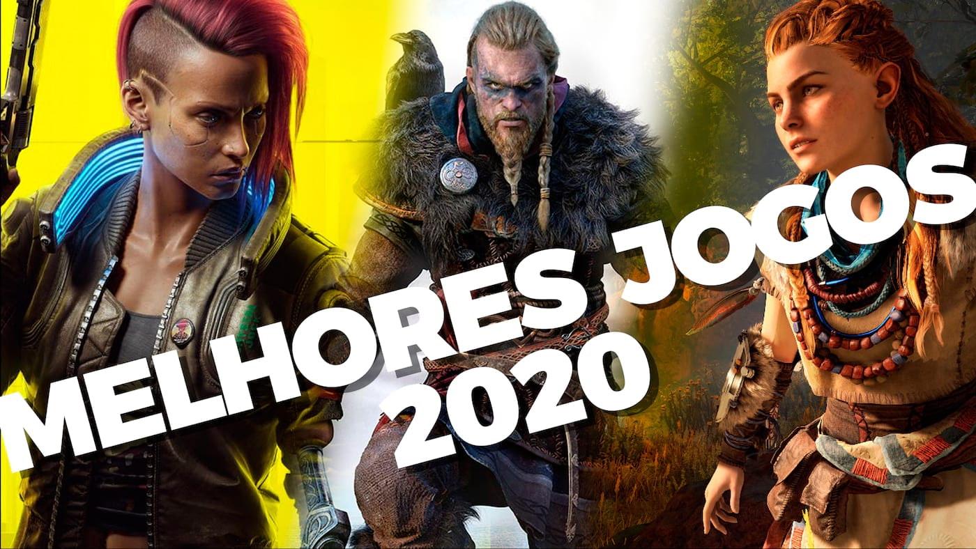 Os melhores jogos de PC em 2020