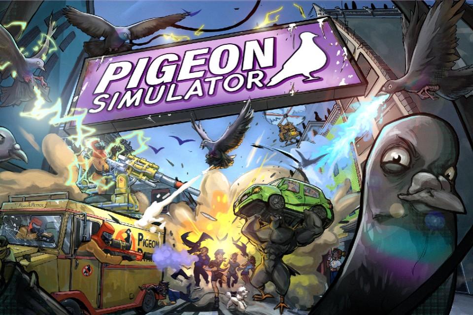 Pigeon Simulator é anunciado para PC com lançamento para este ano