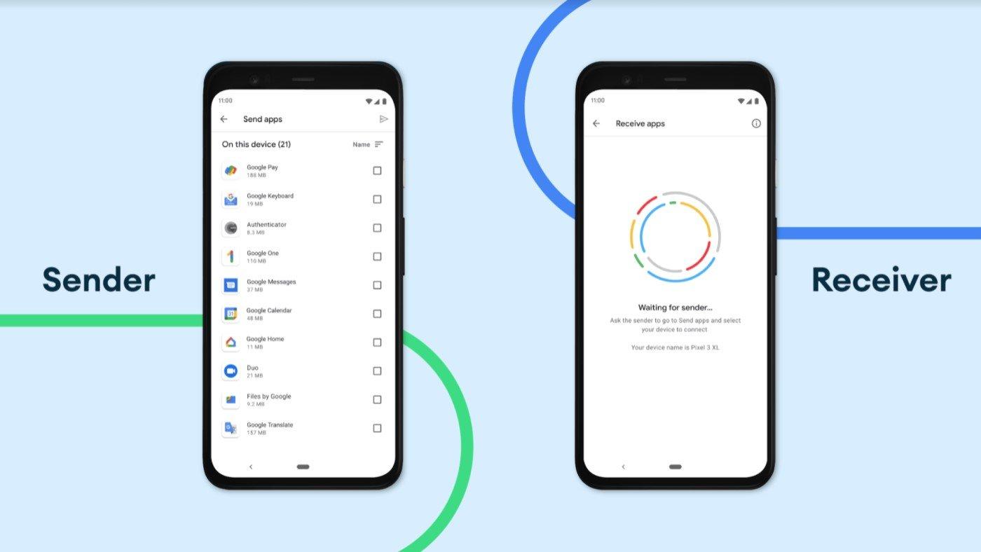 Play Store permite agora que apps e updates sejam compartilhados via aproximação