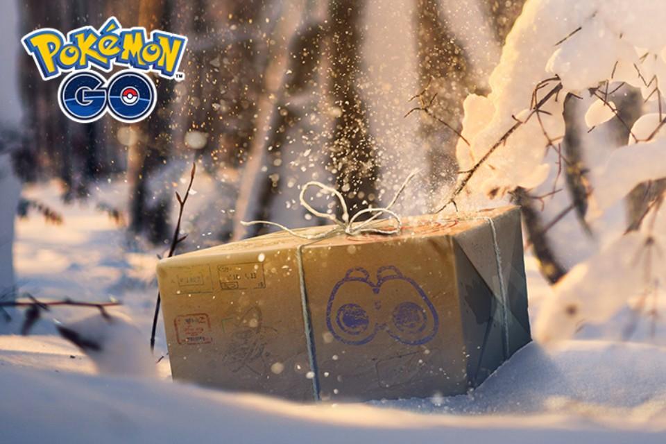 Pokémon GO detalha seu cronograma e eventos de janeiro de 2021