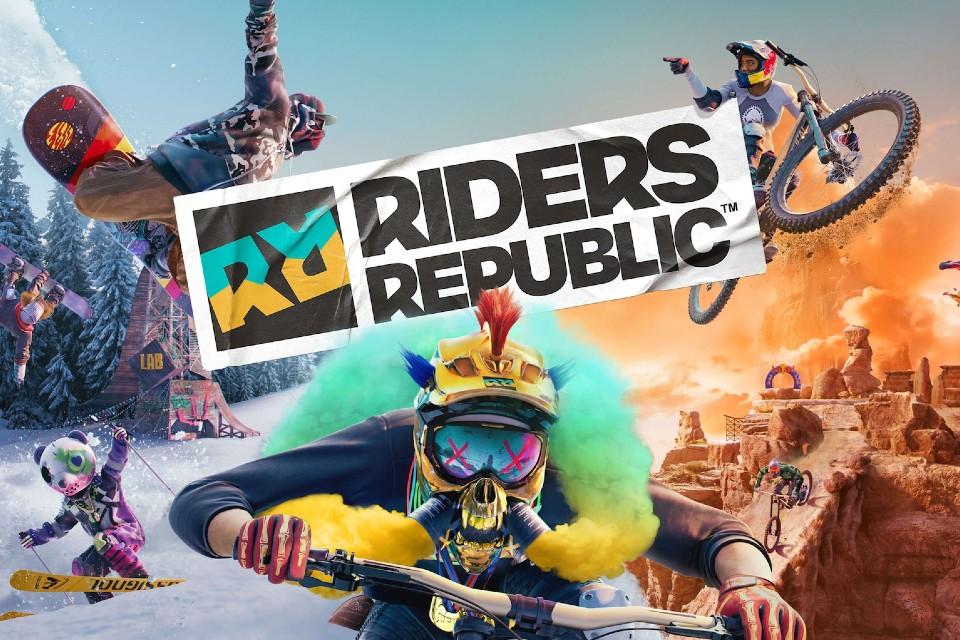 Riders Republic é adiado para algum momento de 2021