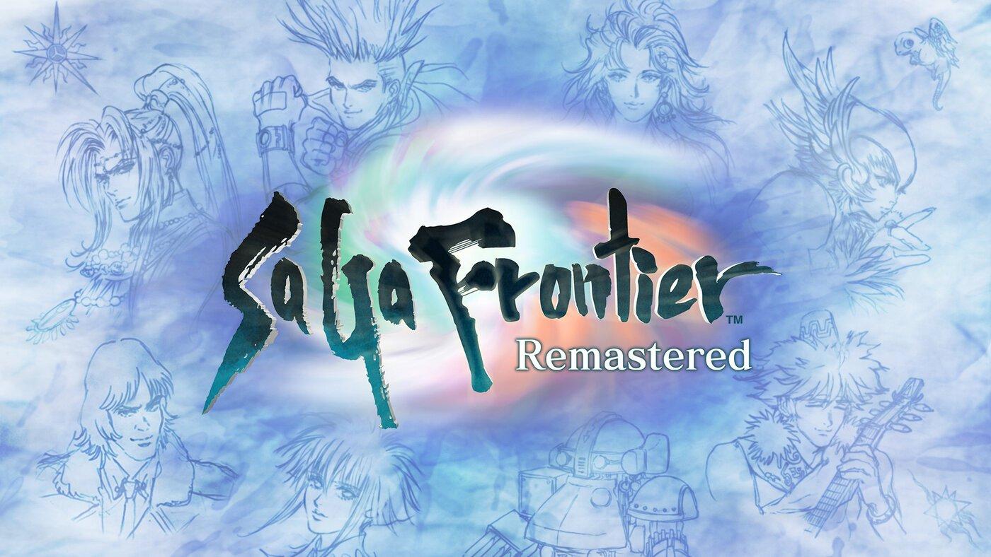 SaGa Frontier Remastered será lançado em abril deste ano