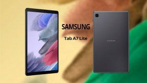 Samsung anuncia Galaxy Tab A7 Lite no Brasil a partir de R$ 1.249