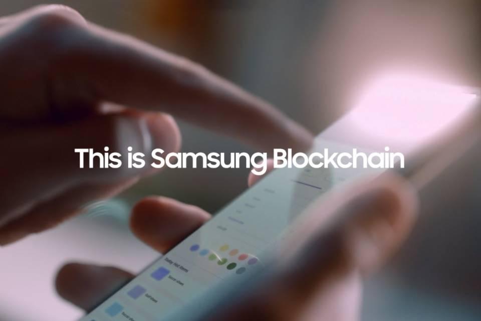 Samsung Blockchain chega ao Brasil oferecendo ultrassegurança
