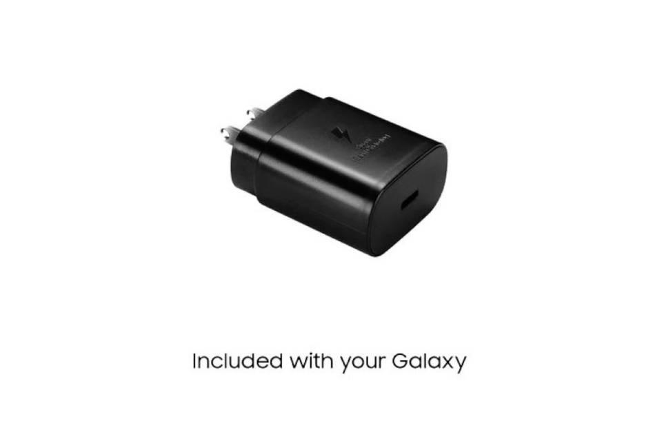 Samsung deleta post cutucando a Apple por falta de carregador