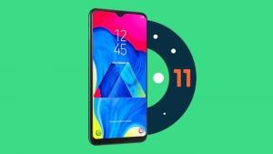 Samsung Galaxy M10s recebe o Android 11 e patch de segurança de junho