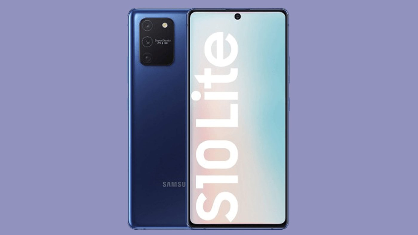 Samsung Galaxy S10 Lite recebe atualização para o Android 11