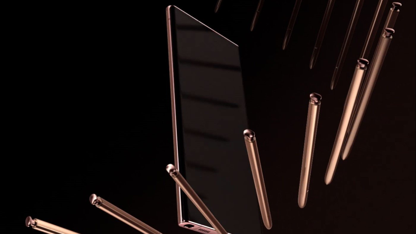 Samsung Galaxy S21 Ultra tem suporte a S Pen confirmado