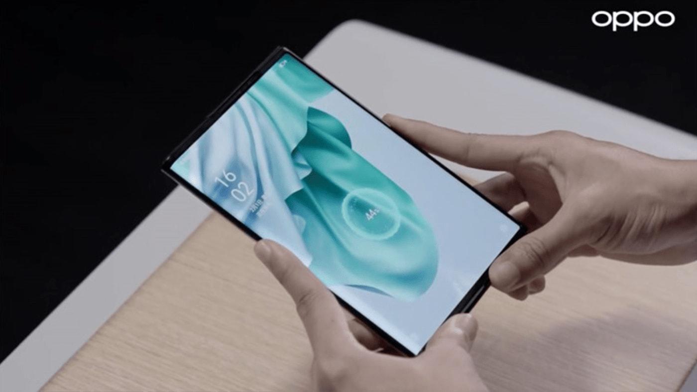 Samsung irá fornecer os displays dobráveis para a Google, Xiaomi e Oppo